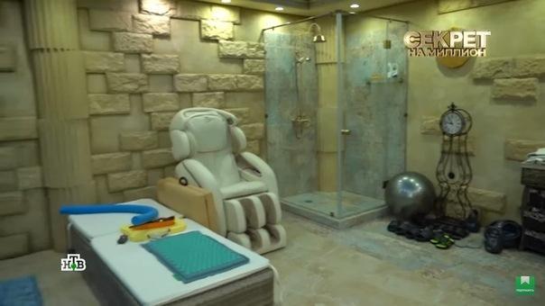 Особняк Преснякова и Подольской: безвкусные интерьеры и бассейн, как в дешевой сауне