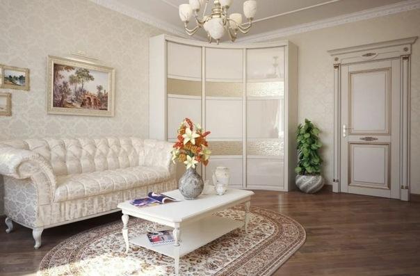 Угловой шкаф в гостиную. 14 ключевых особенностей и рекомендаций по дизайну