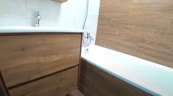 Ремонт ванной комнаты 150х170 сантиметров, доступный каждому!