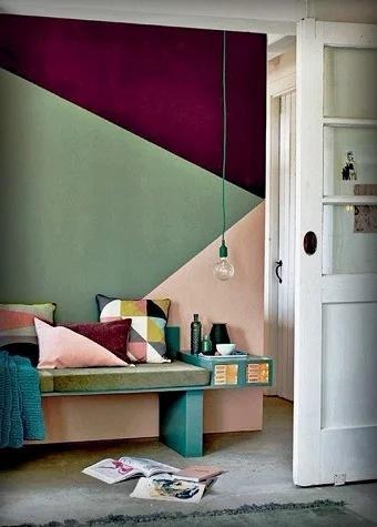 Всё надоело — хочется необычного? Не вопрос! 5 крутых цветовых сочетаний для Вашей гостиной
