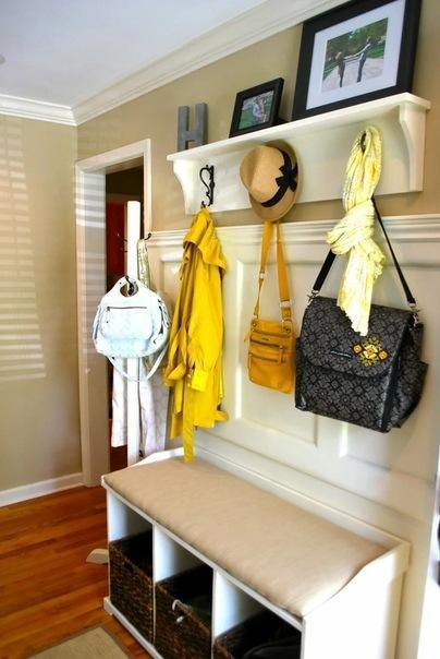 Маленькие прихожие в маленьких квартирах: делюсь 5 нюансами, которые все испортят или сделают их идеальными