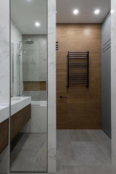 8 красивых и функциональных идей для вашей ванной комнаты, которые применили дизайнеры