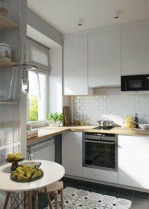 Шторы на кухню. 20 особенностей и рекомендаций по выбору и дизайну