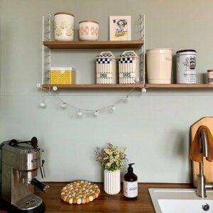 9 удобных и красивых идей для хранения возле раковины на кухне
