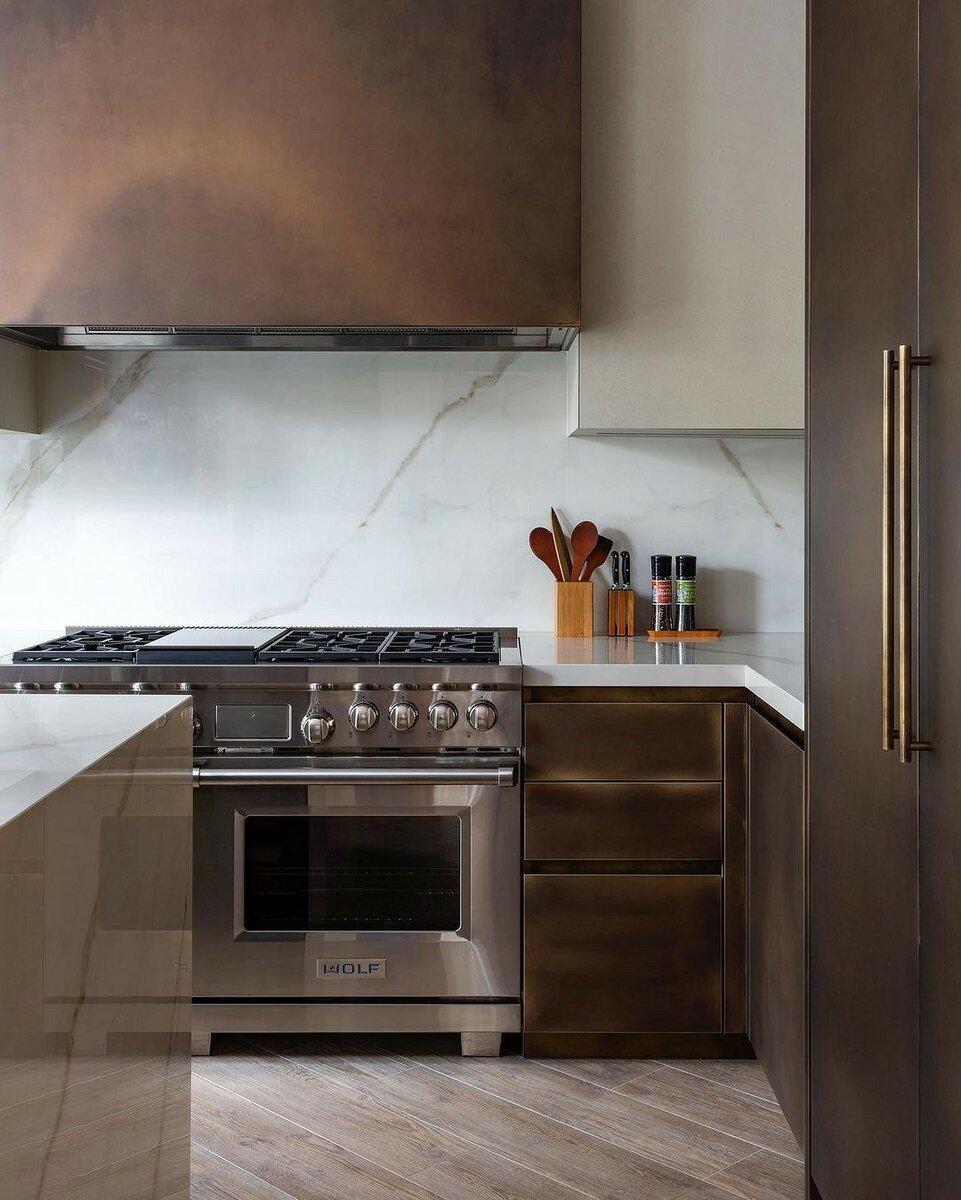 6 красивых приемов в дизайне кухни, которые редко используют (и зря)