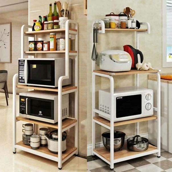 6 крутых лайфхаков для маленькой кухни