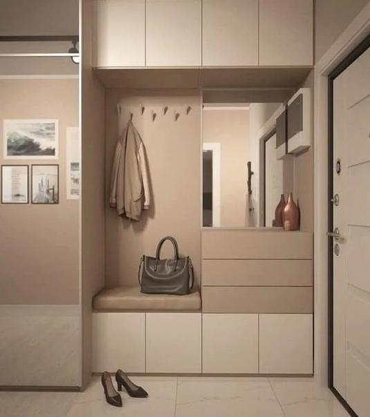 Прихожая в современном стиле. Мебель и дизайн. 14 рекомендаций