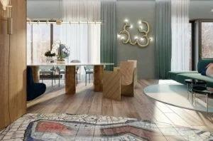 Дизайн интерьера 2021 (фото): новые решения,вдохновляющие идеи, модные тенденции