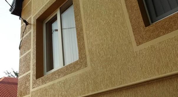 Фасад за 100 руб. кв.м. Бюджетно, лучше и проще сайдинга