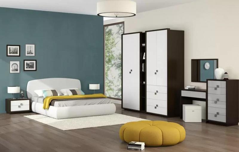 4 идеи для интерьера в спальне с окнами на север