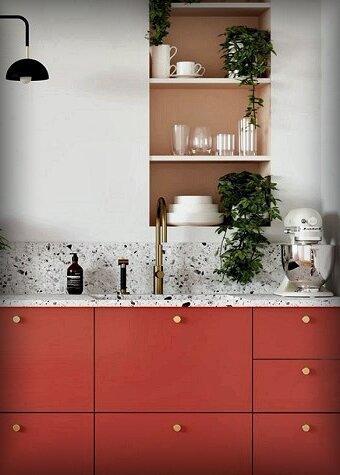 Как сделать кухню завтрашнего дня? 5 декоративных тенденций, которые будут на слуху не только в 2021 году