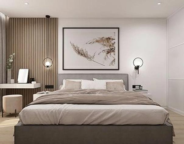 Дизайн спальни в современном стиле. 12 особенностей и рекомендаций