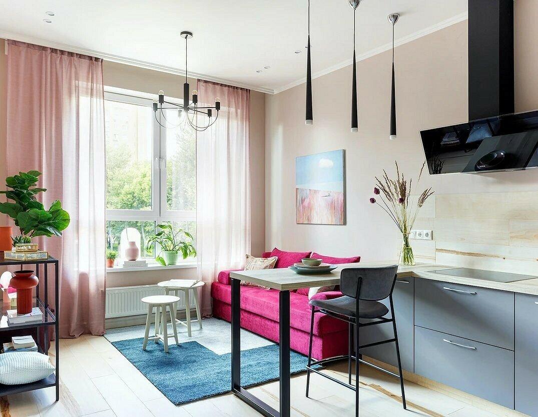 Подо что подобрать цвет штор в интерьере: 9 вариантов, с которыми нельзя ошибиться