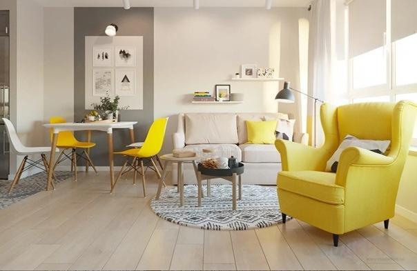 30 лучших цветовых решений для гостиной