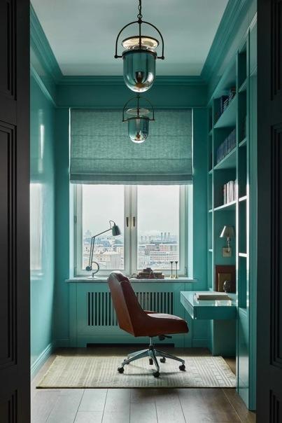 Квартира в историческом доме в Москве