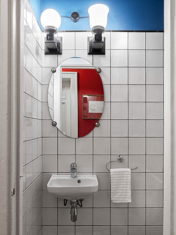 """Квартира в жилом корпусе гостиницы """"Украина"""""""