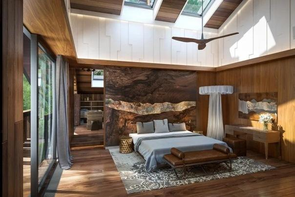 Фото спальни - варианты красивого дизайна и лучшие идеи современного интерьера