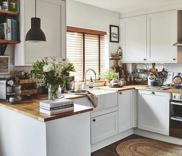 Современные шторы на кухню. 8 ключевых особенностей и рекомендаций по выбору и дизайну
