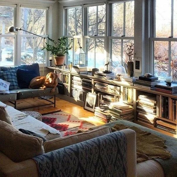 Идеальный дом для всех и каждого! Или нет... Скандинавская классика на все времена, интерьер дома счастливых людей