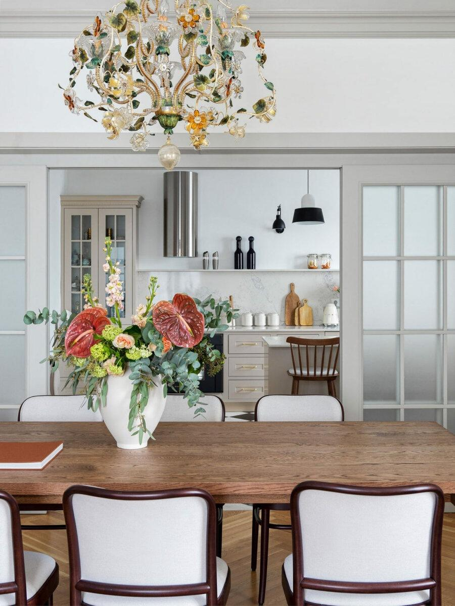 Как оформить изолированную кухню: 10 примеров с фотографиями