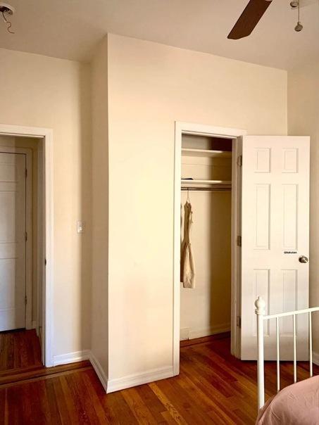 Почему в США двери шкафов часто напоминают жалюзи?