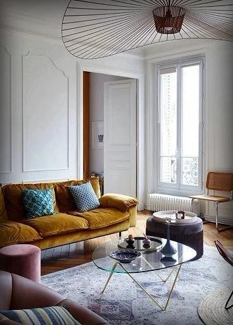 Универсальная комната, не имеющая «хозяина»! Или 6 декоративных тенденций для гостиной 2021 года