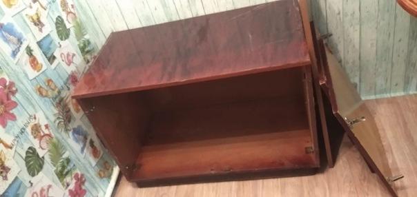 Обновила шкаф в детской, теперь на него не страшно смотреть