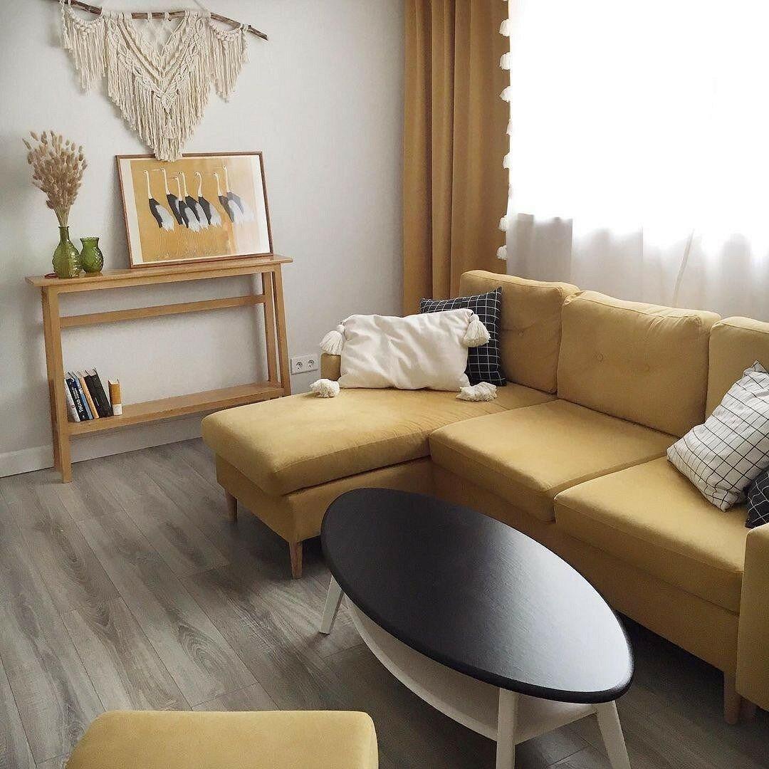 7 красивых диванных зон в гостиной (в копилку идей!)