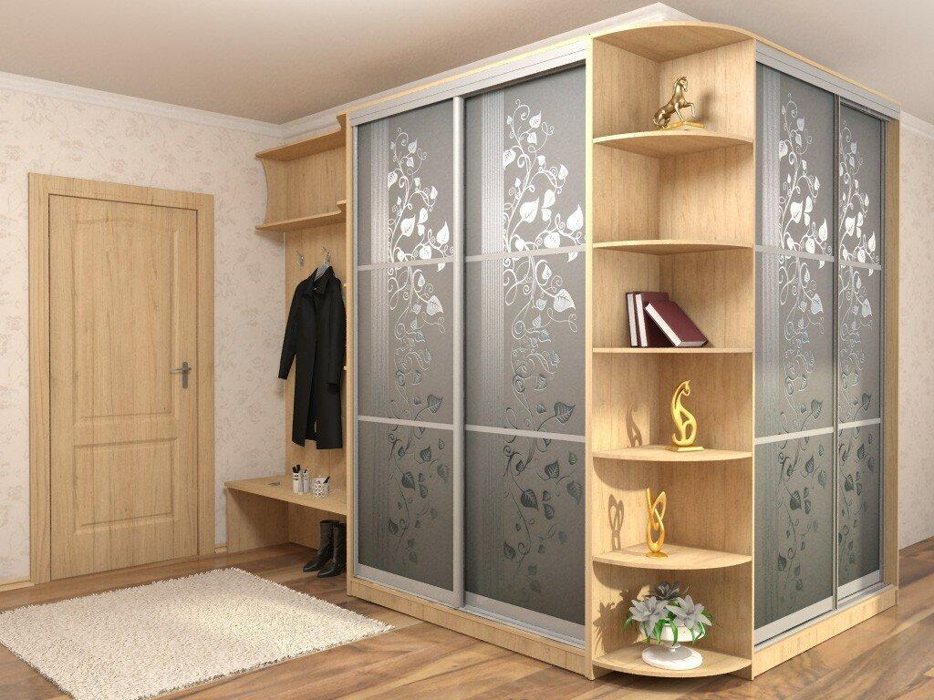 Шкаф-купе в прихожую. 12 ключевых особенностей и преимуществ выбора, наполнения и дизайна