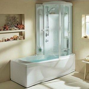 Ванна или душевая кабина – что выбрать, два в одном или по отдельности, плюсы и минусы