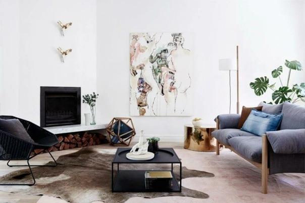 Стили интерьера: Особенности стилей и их пересечение с искусством