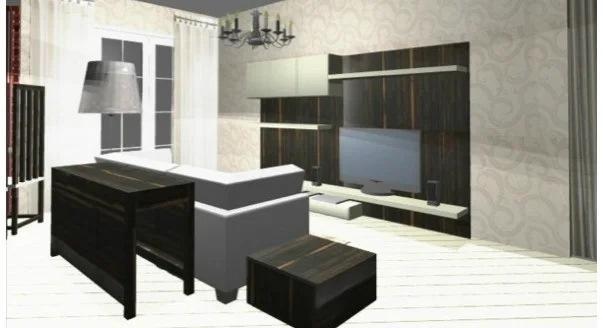 Как совместить гостиную с кухней?