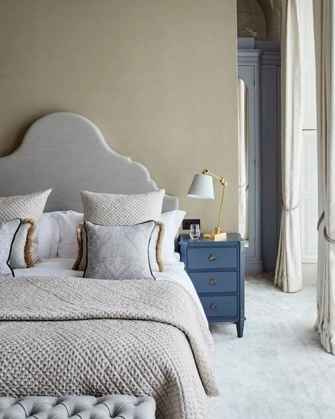 5 хитростей, которые помогут сделать интерьер спальни визуально дороже