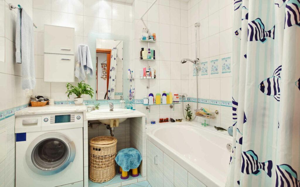 Разрабатываем дизайн небольшой комнаты, ванной или кухни