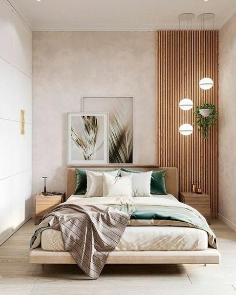 Купить кровать в спальню правильно. Выбор, дизайн, размещение. 9 рекомендаций
