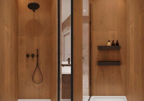 Стильно, модно и практично. Шик и элегантность лаконичного интерьера большой квартиры