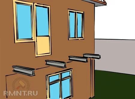Как построить балкон своими руками