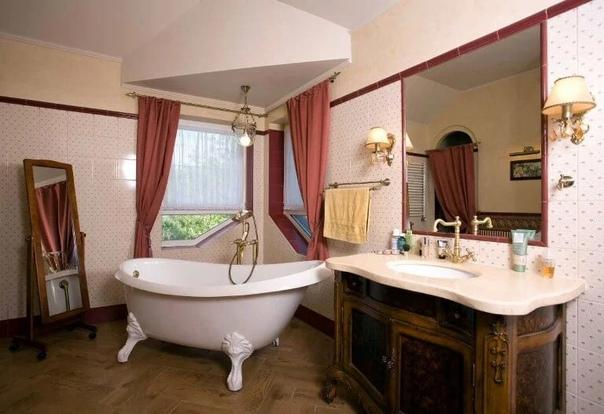 Современные ванные комнаты. Идеи интерьера ванной комнаты