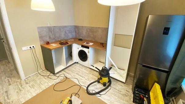 """3 неприятных """"косяка"""" моей новой кухни из IKEA за 200 000 рублей"""