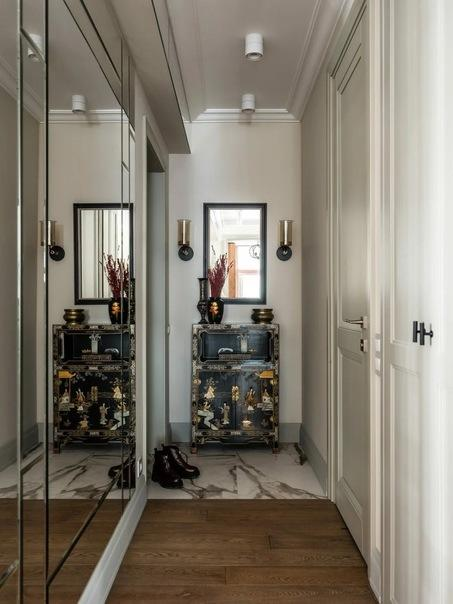 Квартира для девушки-трудоголика, 55 м²