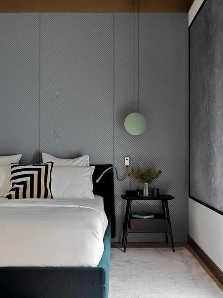 Светлая квартира по проекту Елены Горенштейн, 150 м²