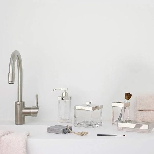 Как обновить ванную комнату к весне: 10 необходимых аксессуаров