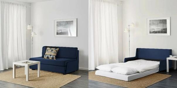 Бюджетное оформление гостиной с ИКЕА: 7 интересных товаров