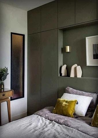 Роскошный элемент интерьера, способный изменить спальню до неузнаваемости! 6 идей по оформлению «изголовья» кровати