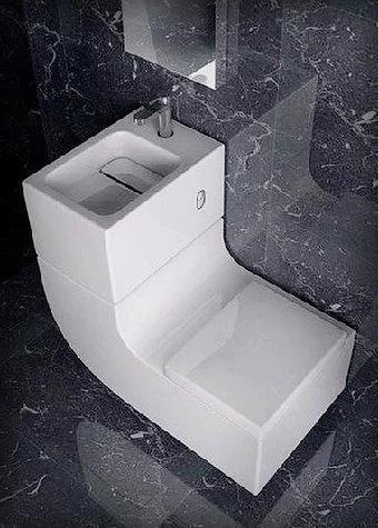 Поместится всё! Или 5 секретов обустройства миниатюрной ванной комнаты