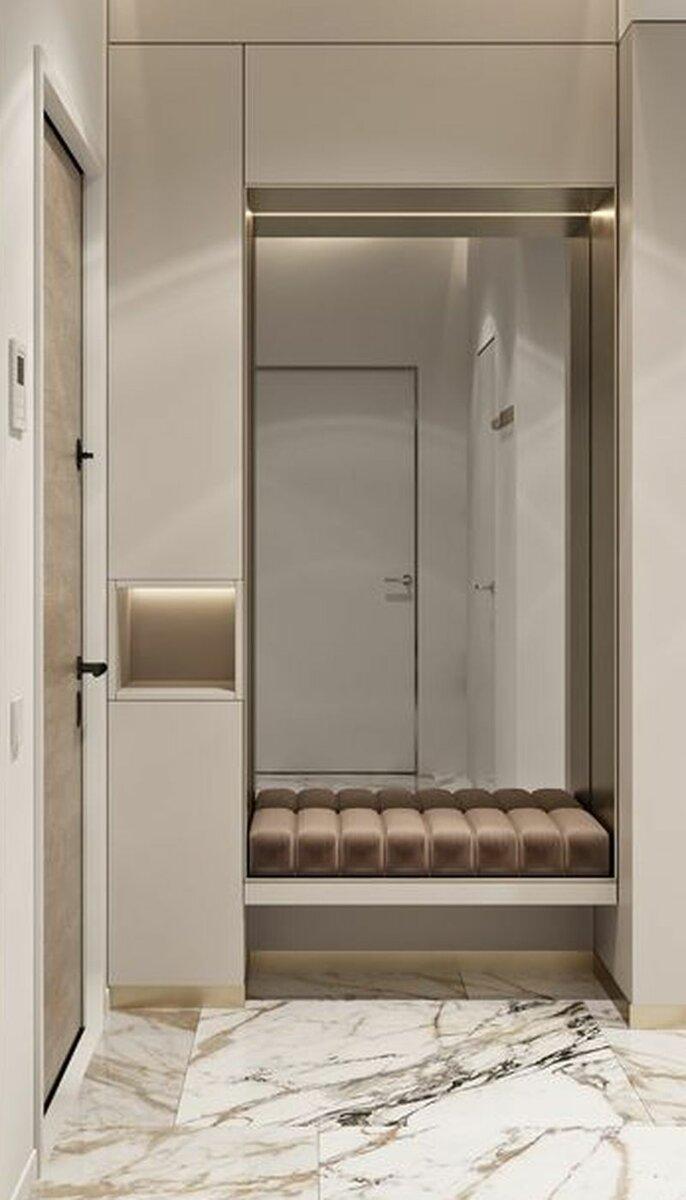 Шкаф-купе в прихожую. Выбор, дизайн, наполнение. 19 рекомендаций