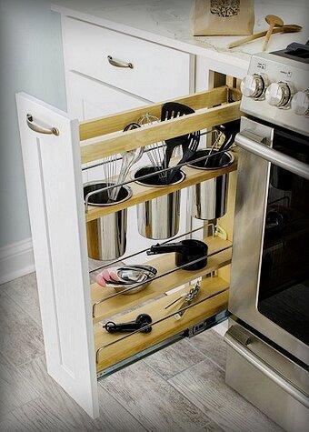 Когда каждая деталь имеет особое значение! Или 4 совета по созданию кухни своей мечты
