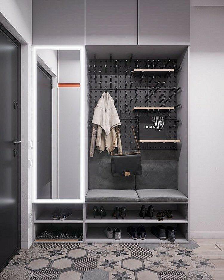 Какой шкаф выбрать в прихожую: 6 актуальных вариантов