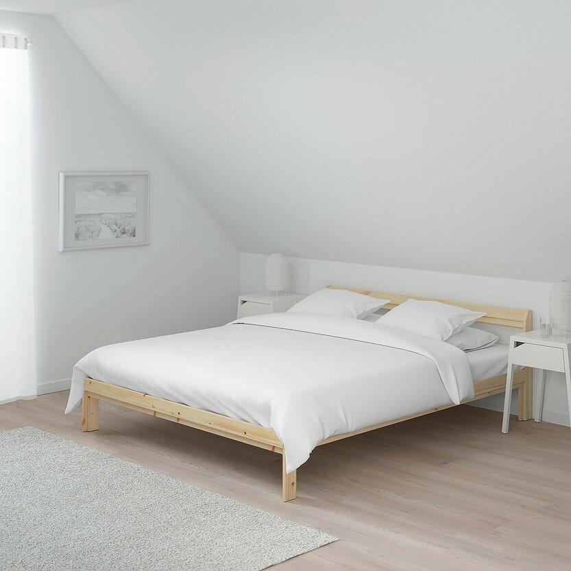 Как оформить дешевую спальню с ИКЕА: наш чек-лист из 12 товаров