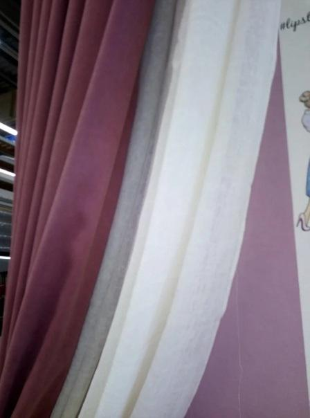 Искали в магазине обои для комнаты дочери, а приобрели целый интерьер по совету дизайнера